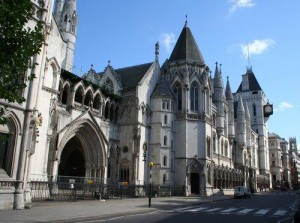 The Royal Courts of Justice, London - I love this place